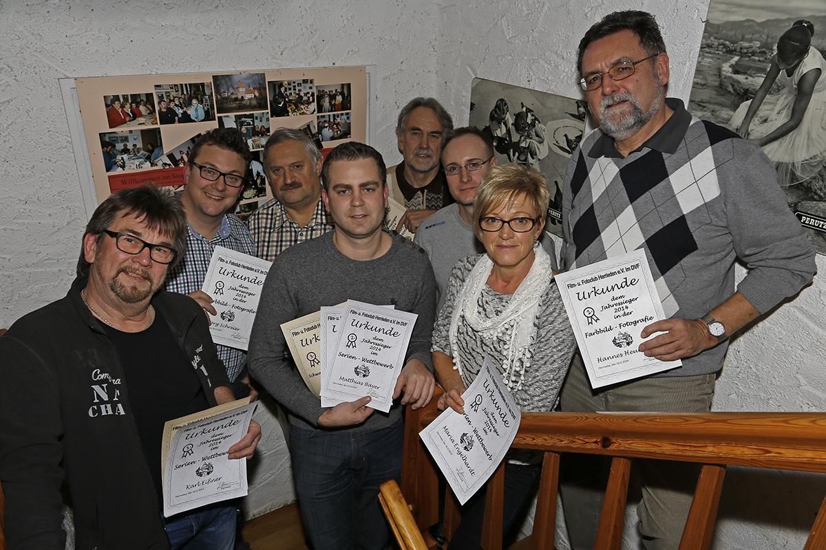 Foto: Günther Holzinger - Die glücklichen Gewinner