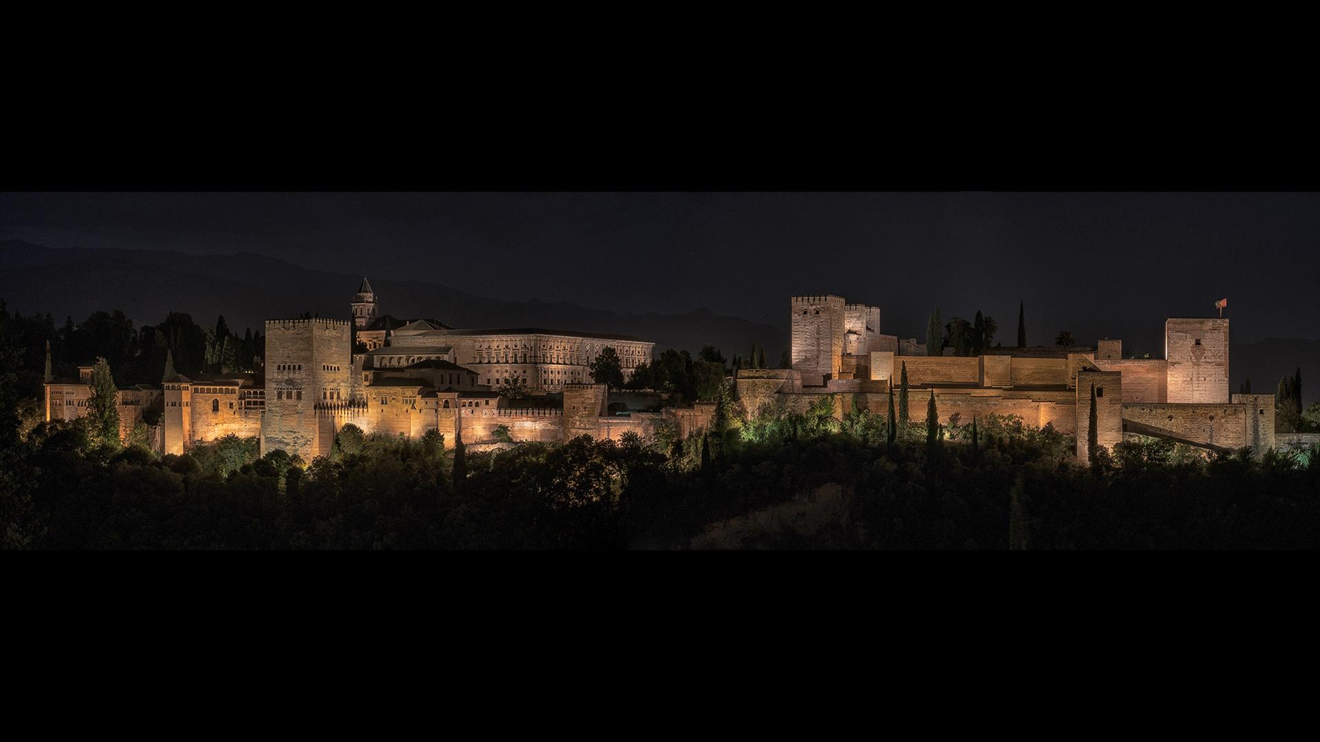 Alhambra - von Jürgen Maicher