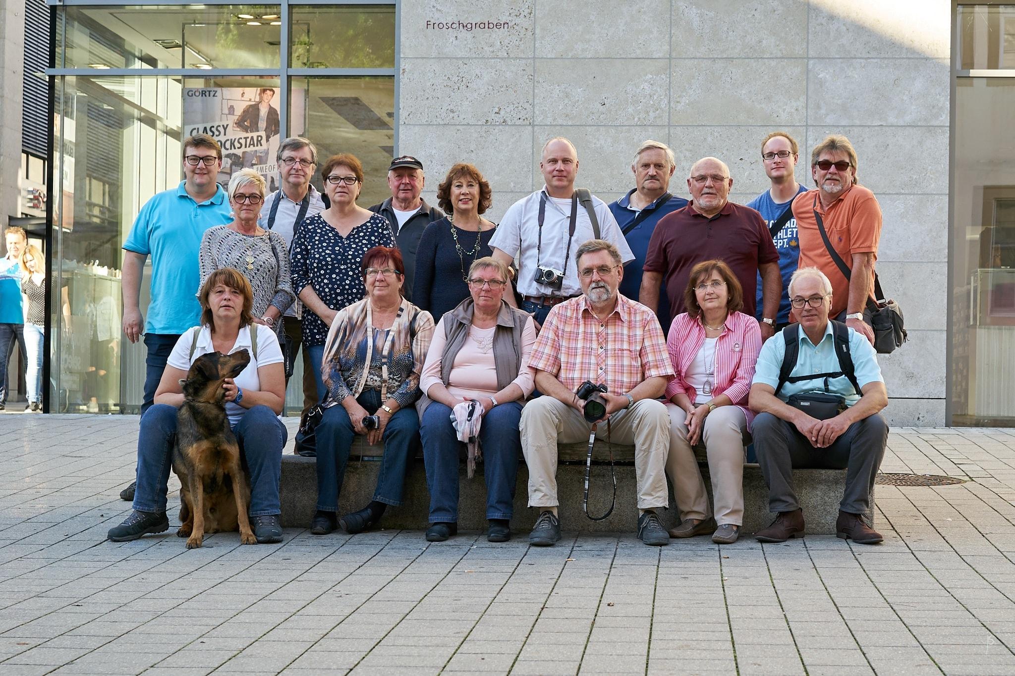 Fotoclub on Tour – Schwäbisch Hall