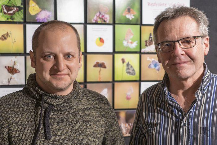 die Jury, Manuel Schmidt und Wolfgang Elster (v.l.n.r.) - Foto: Johannes Heumann