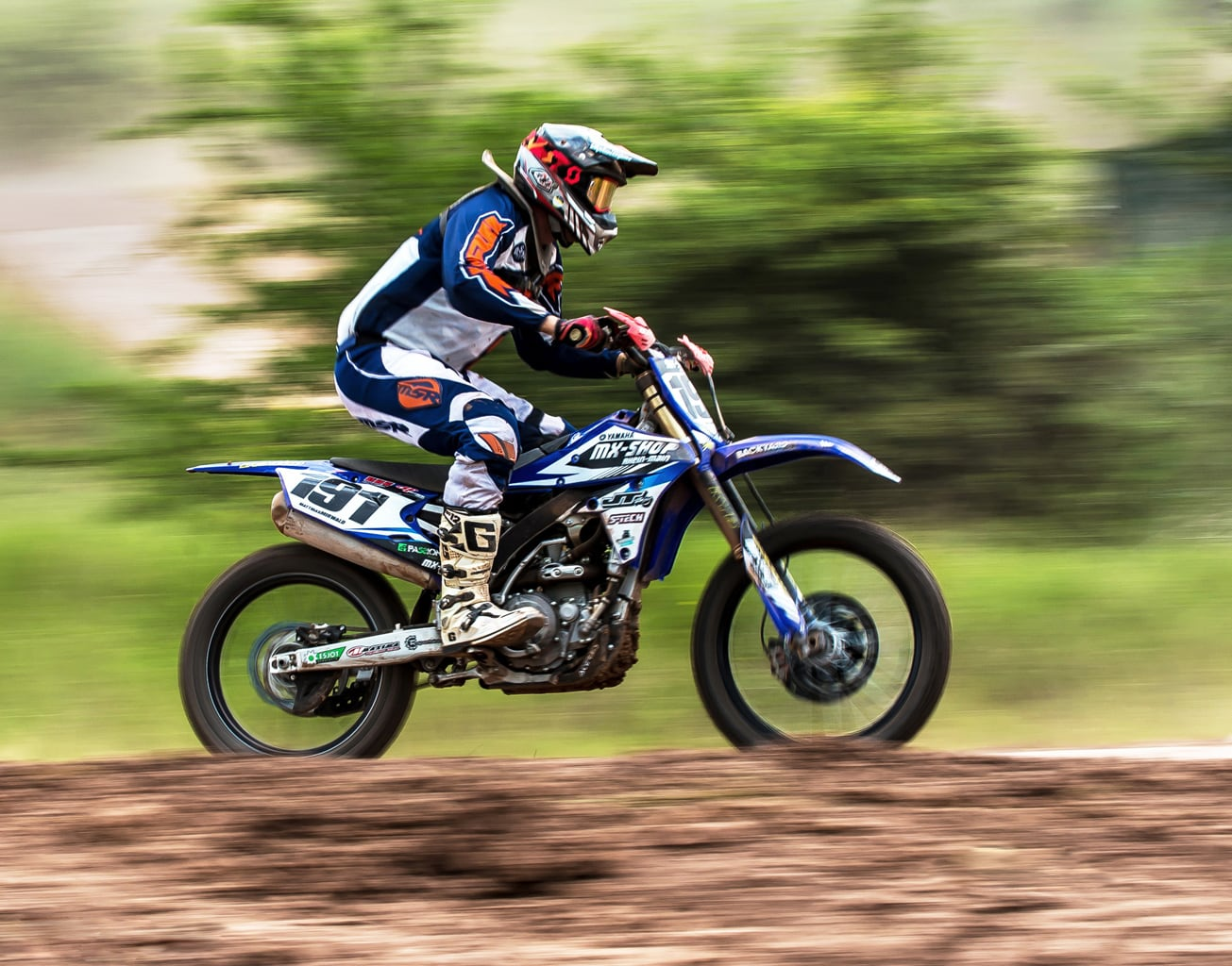 "Friedrich Weigel - Motocross ""Jump"""