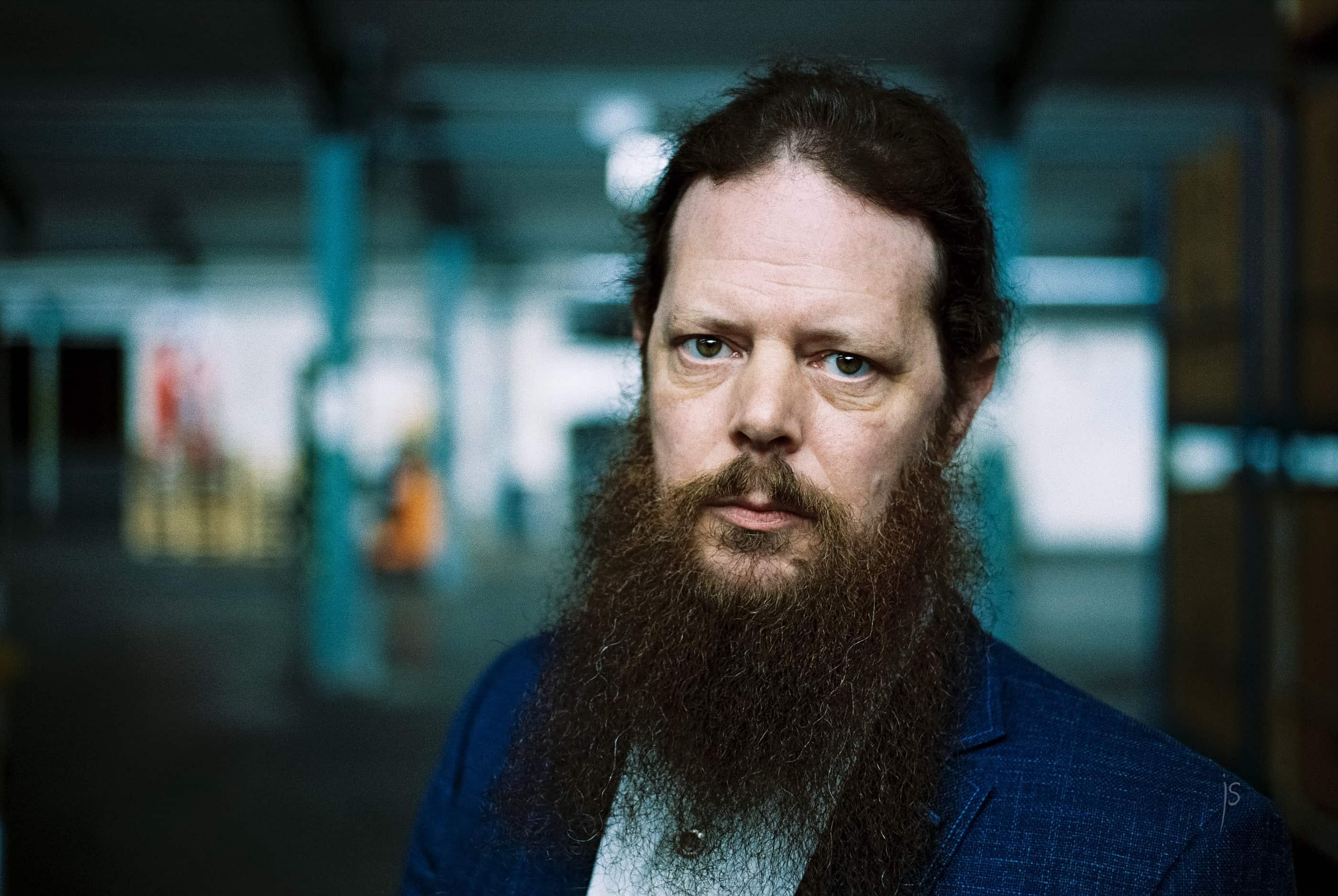 the bearded - von Jörg Schreier