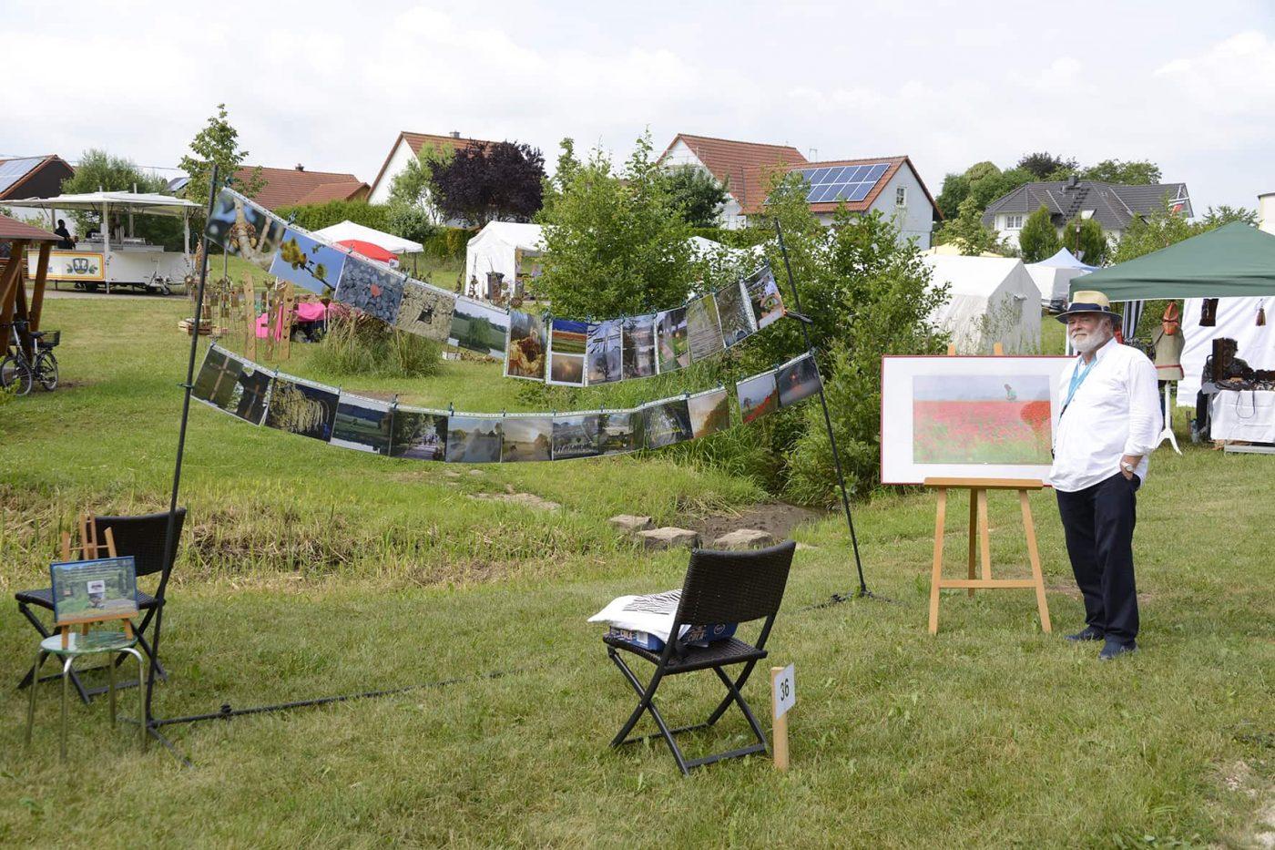 Ulrich Kalthoff zeigt eine Auswahl seiner Werke