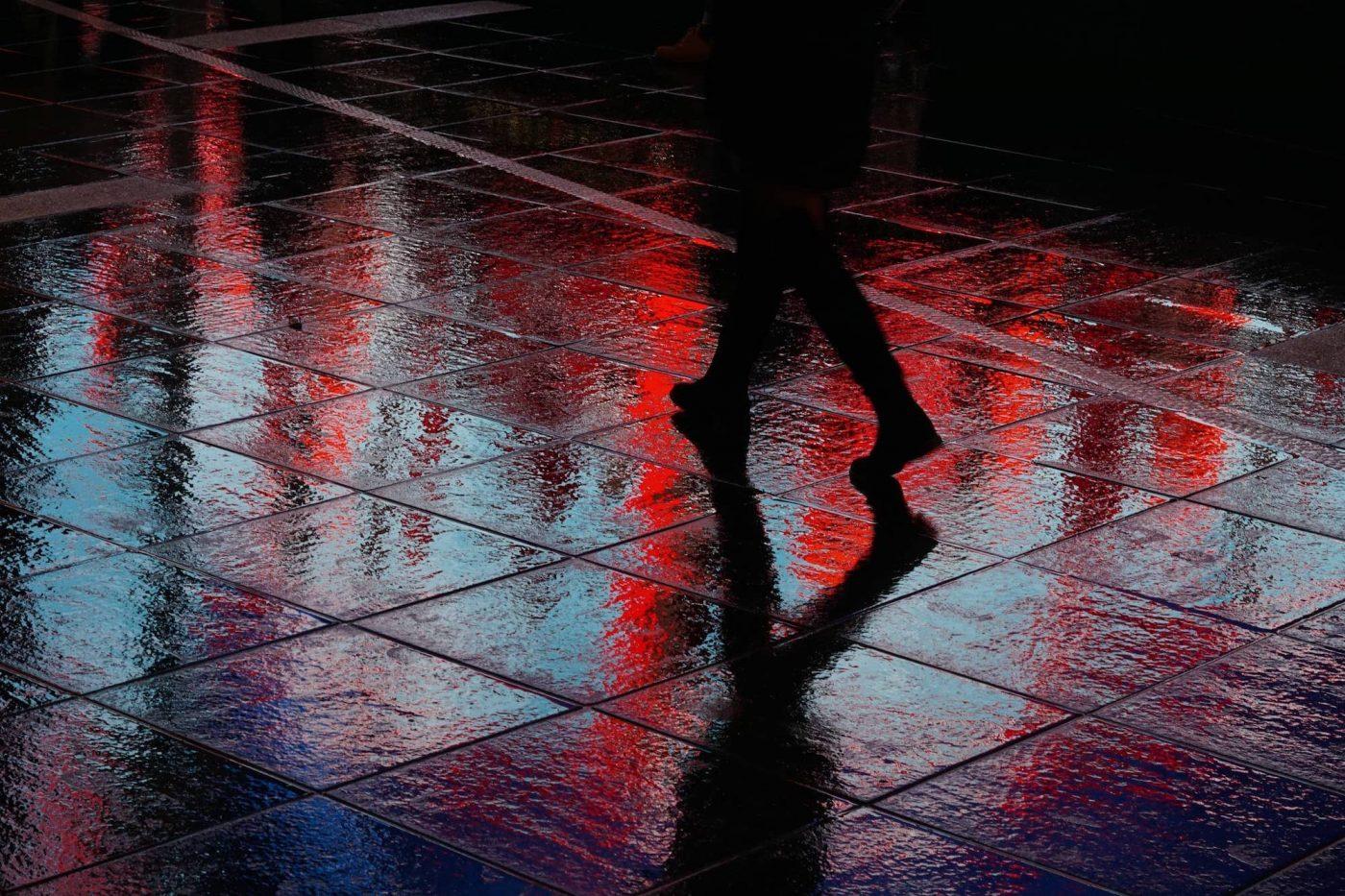 Ralf Hanisch - Times Square Nightwalk
