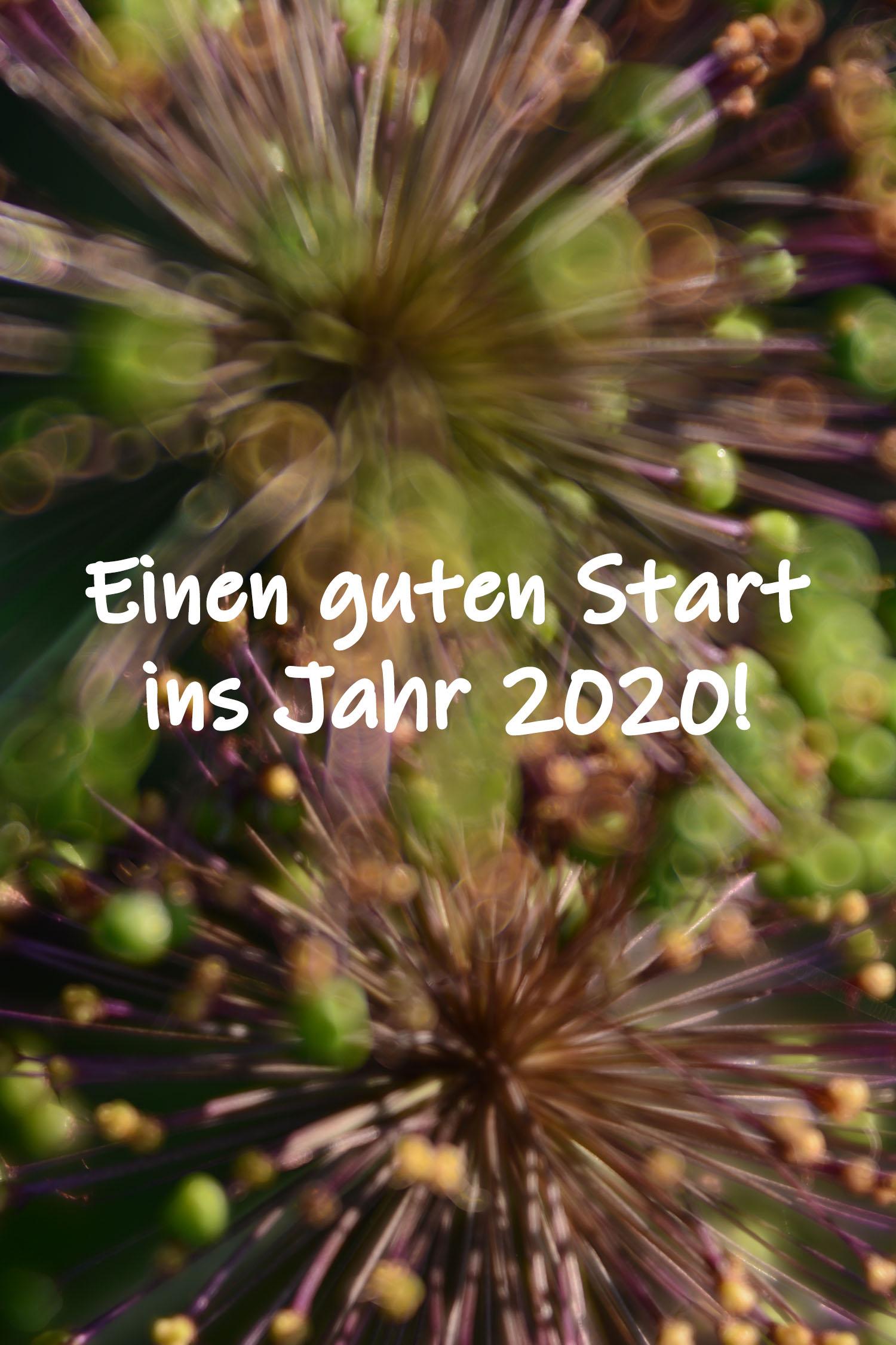 Willkommen in 2020