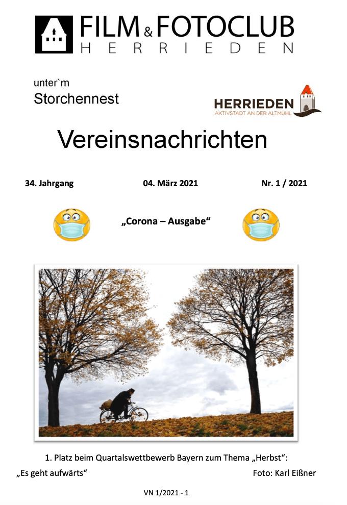 Vereinsnachrichten 2021/1