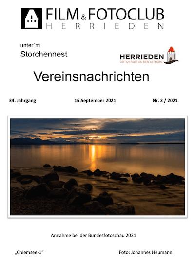 Vereinsnachrichten 2021/2
